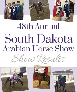 Sioux Falls Arabian Horse Show Results