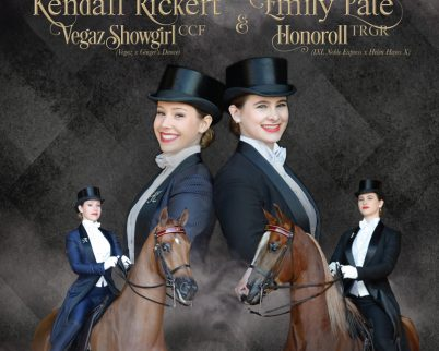 Senior Equitation Divisions …