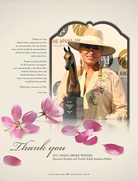 2017 APAHA Award Winner – Thank You!