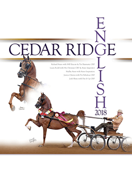 2018 English at Cedar Ridge