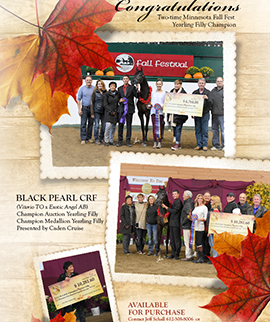 Congratulations to Black Pearl CRF