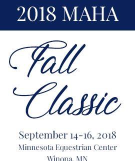 2018 MAHA Fall Classic Results